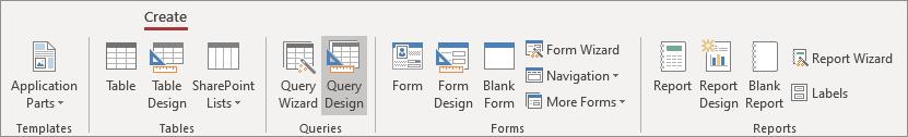 Microsoft Access - Consultas