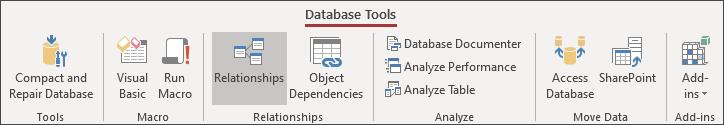 Microsoft Access - Relaciones