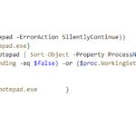 ¿Cómo reiniciar automáticamente una aplicación / proceso bloqueado o cerrado con PowerShell?
