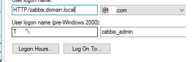 HTTP / zabbix.domain.local
