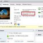 Cómo actualizar la versión de hardware de VM en VMWare ESXi