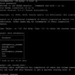 Comprimir, desfragmentar y optimizar la base de datos MariaDB / MySQL